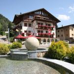 Hotel Eccher, Mezzana