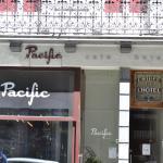 Fotografie hotelů: Hotel Cafe Pacific, Brusel