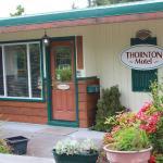 Thornton Motel,  Ucluelet