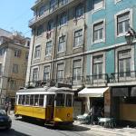 Pensão Prata, Lisbon