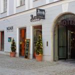 Altstadthotel Arch - Neues Haus, Regensburg
