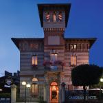 Cangrande Hotel, Lazise