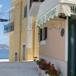 Hotel Del Capitano, Ponza