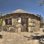 Hotel Pictures: Chozos Rurales El Solitario, Baños de Montemayor