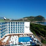 Grand Zaman Beach Hotel,  Alanya
