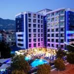 Grand Zaman Garden Hotel, Alanya