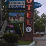 Community Court Motel, Saratoga Springs
