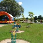 Camping Moulin de Collonge, Saint-Boil