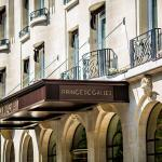 Prince de Galles, a Luxury Collection hotel, Paris, Paris