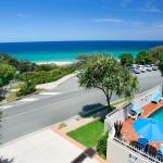 酒店图片: La Mer Sunshine Beachfront, Sunshine Beach