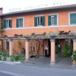 Albergo Lucia Pagnanelli, Castel Gandolfo