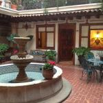 Hotel Los Escudos,  Pátzcuaro