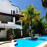 Hacienda San Jose Apartments,  Playa del Carmen