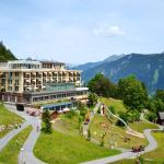 Märchenhotel Bellevue,  Braunwald