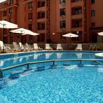Corsica Apartment Complex,  Sunny Beach