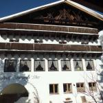 Fotos del hotel: Hotel Schwarzer Adler, Pettneu am Arlberg