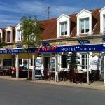 Hotel Pictures: Hôtel Le Vivier - Centre Village, Wissant
