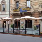 Hotel Grande Bretagne, Montecatini Terme