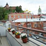 Silver Key Hotel, Nizhny Novgorod
