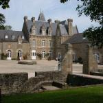Hotel Pictures: Le Manoir de La Vicomté, Dinard