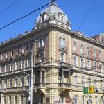 Interflat Hostel, Budapest