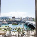 Hotel des Tourelles, Geneva