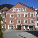 Hotelbilleder: Gasthof zum goldenen Löwen, Nauders
