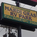 Mardi Gras RV Park, New Orleans
