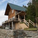 Chalet Anse-de-Roche, Sacré-Coeur-Saguenay
