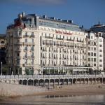 Hotel de Londres y de Inglaterra, San Sebastián