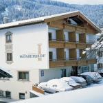 Fotografie hotelů: Apart Römerhof, Serfaus