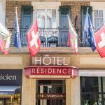 Hôtel Résidence Cité-Verdaine, Geneva