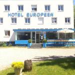 Hotel Européen,  Pont-à-Mousson