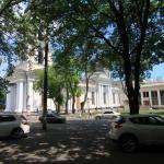 Sobornaya Square Apartments, Odessa