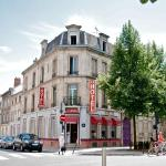 Hotel Touring,  Reims