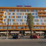 Hotel Zimbru, Iaşi