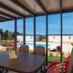 Superior Mobile Homes in Camping Kastanija,  Novigrad Istria