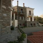Rastoni Apartments, Andros