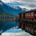 Nesset Fjordcamping, Olden