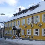 Brauerei-Gasthof Hotel Post,  Nesselwang