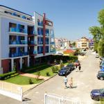 Hotel Nadia, Primorsko