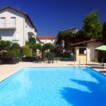 Hotel Pictures: Hôtel-Restaurant Eychenne, Saint-Girons