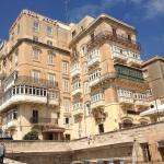 Grand Harbour Hotel, Valletta