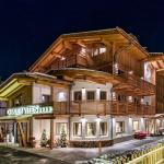 Chalet Vites Mountain Hotel, Canazei
