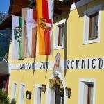 Fotografie hotelů: Gasthof zur Schmiede, Berg im Drautal