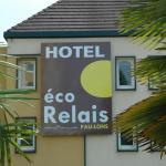 Hotel Pictures: Hôtel Eco Relais - Pau Nord, Lons