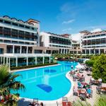 Alba Royal Hotel - Adults Only (+16), Side
