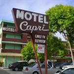Motel Capri, San Francisco