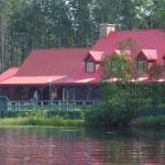 Auberge de L'Île Melville,  Shawinigan