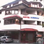 Hotel America,  Sarajevo